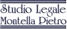 STUDIO LEGALE MONTELLA PIETRO - LOGO