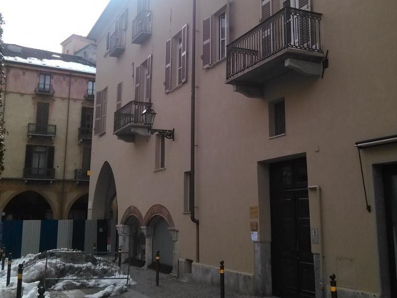 facciata e portici