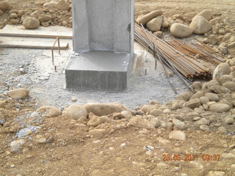pilastri cemento