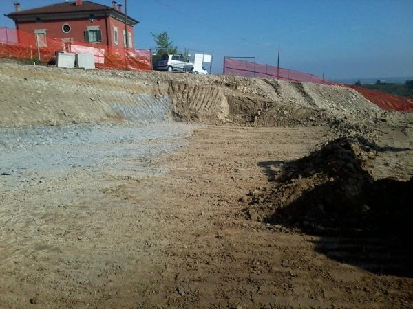 lavori e scavi