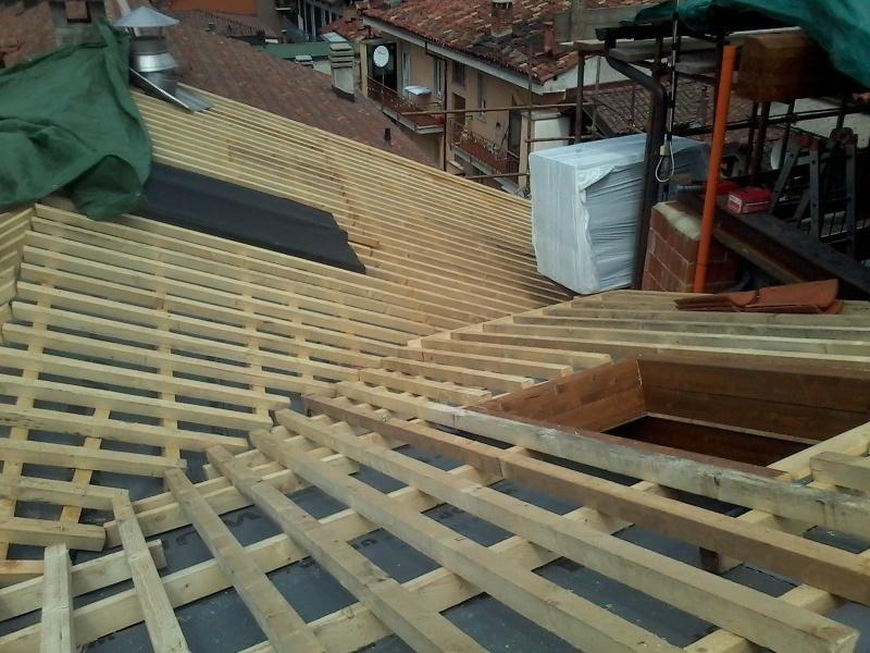 forma tetto