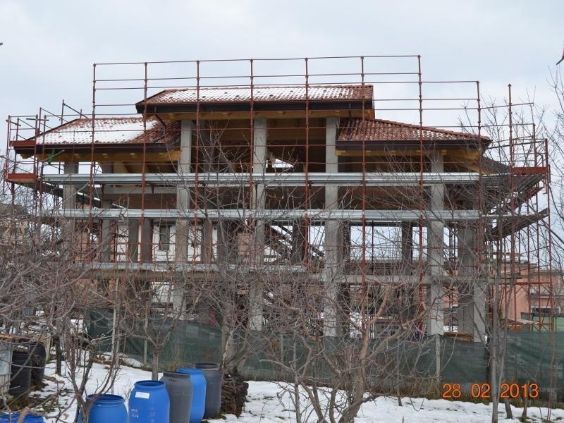 struttura costruzione civile