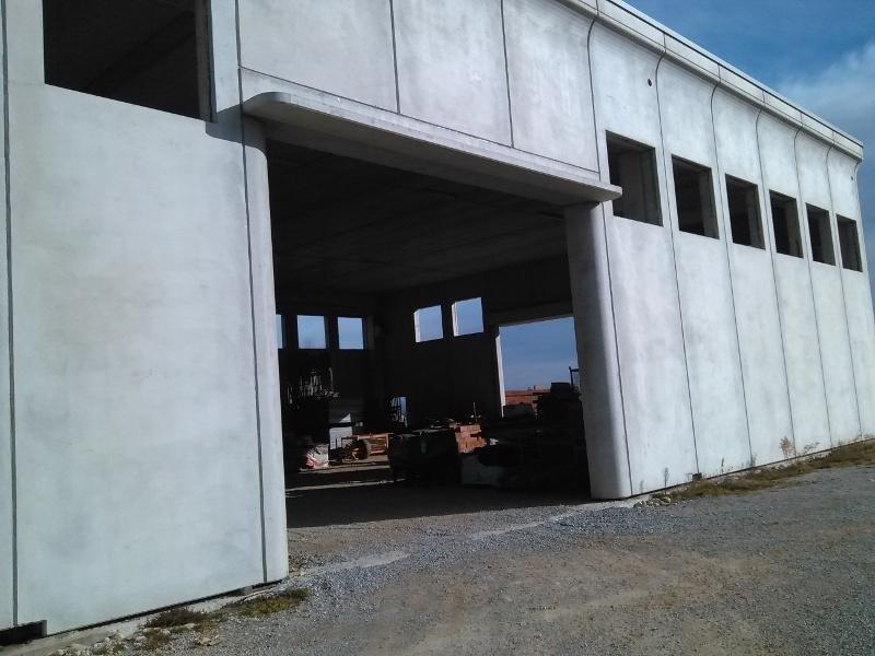 ingresso fabbricato
