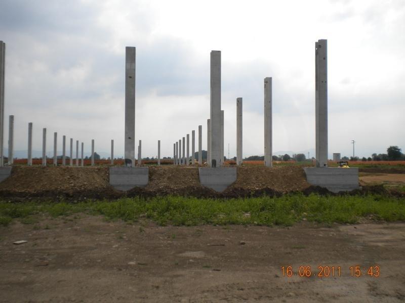 colonne portanti fabbricato