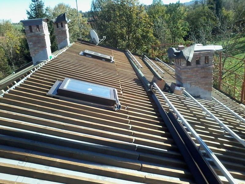 tetto nuovo