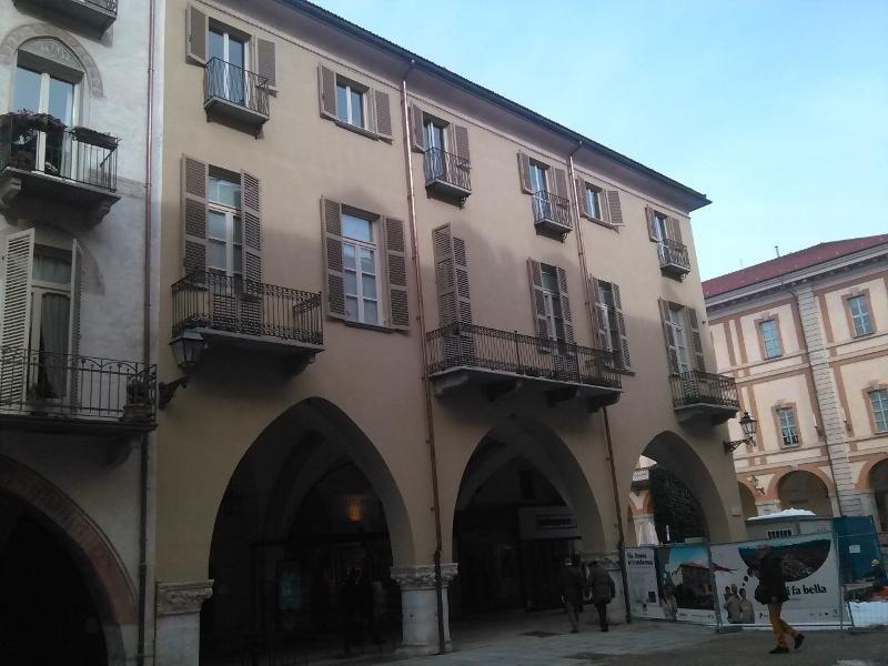 facciata ultimata edificio