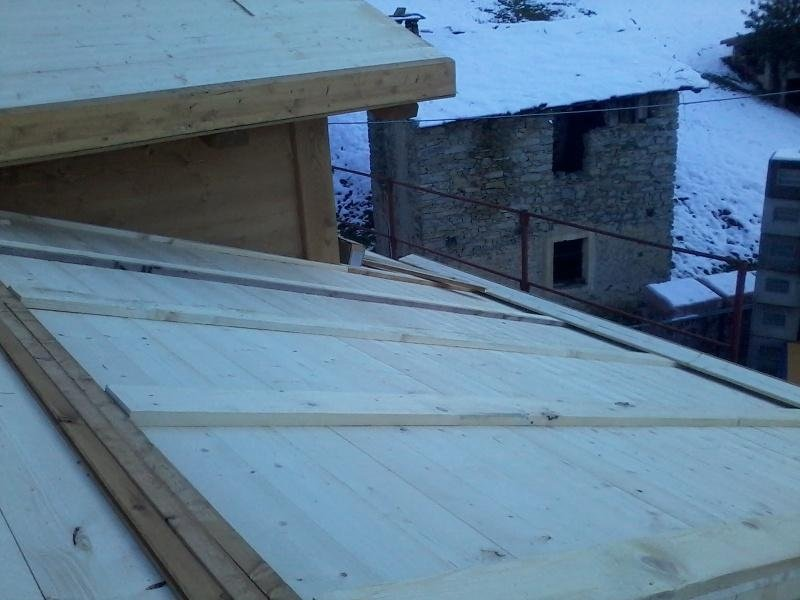 struttura tetti