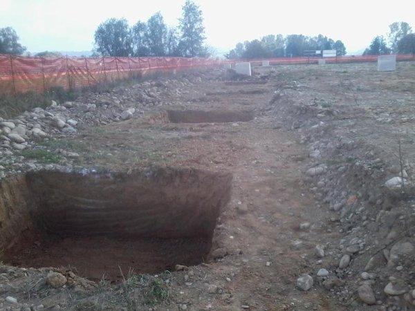 buchi per fondamenta