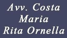 Avv. Costa Maria Rita Ornella