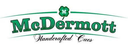 McDermott Cue Logo