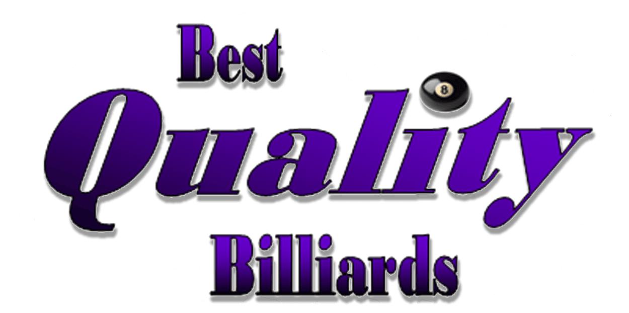 Best Quality Billiards Logo