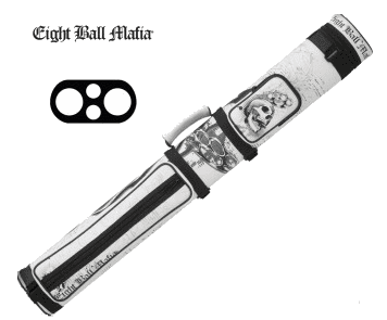 8 Ball Mafia Pool Cue Case Denver