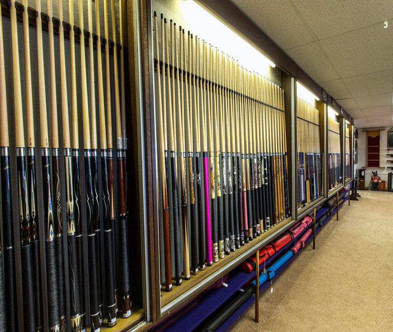 Best Pool Cue Selection in Colorado