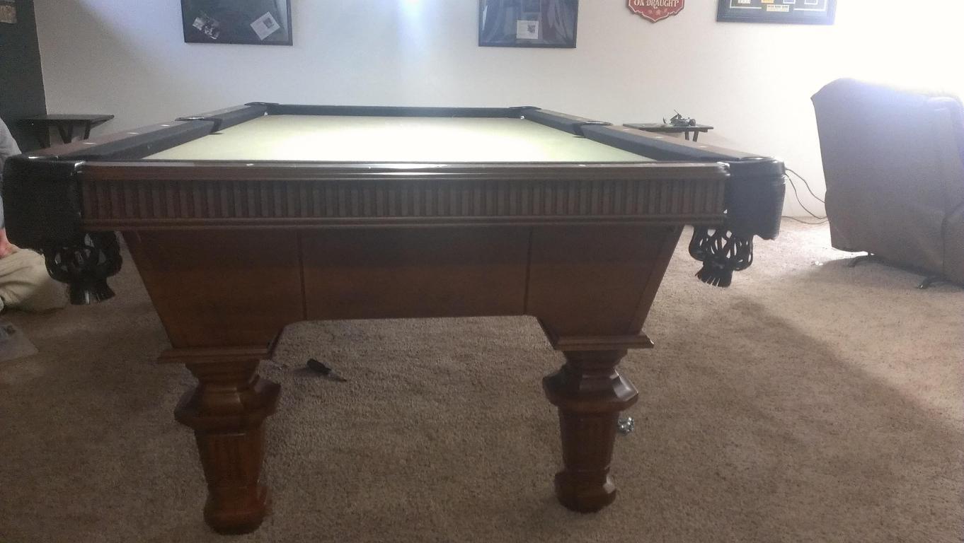 Billiard Table Install Best Quality Billiards
