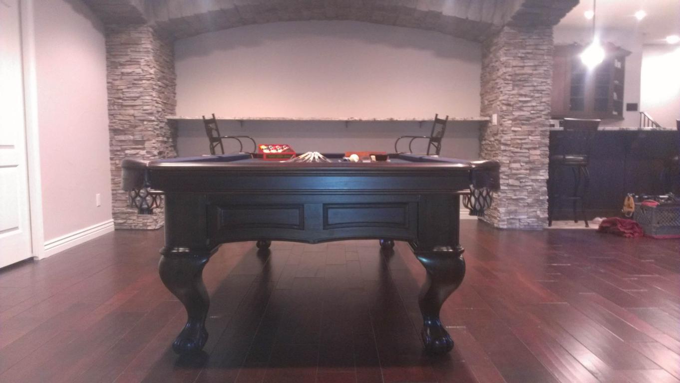 Westcott Pool Table  by Brunswick