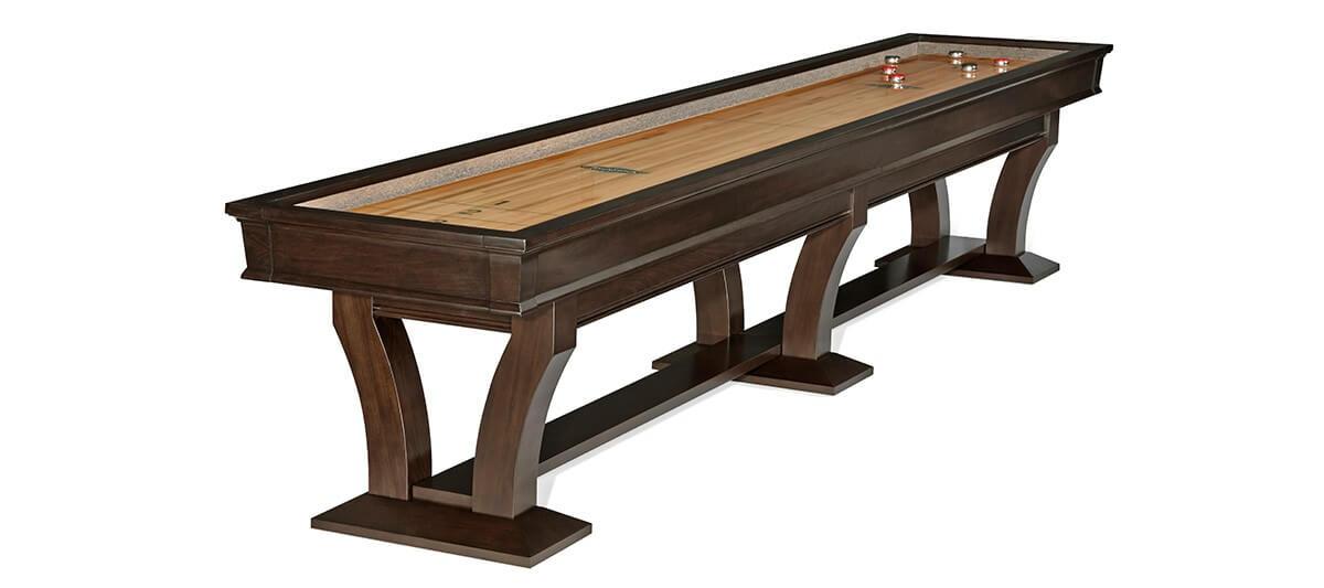 Brunswick Treviso Shuffleboard Table at Best Quality Billiards