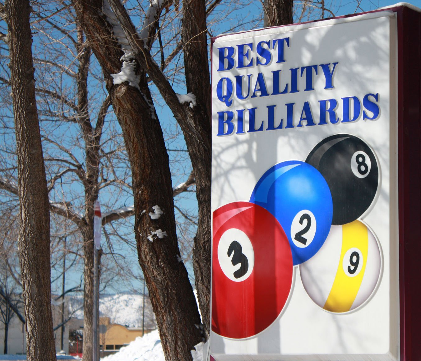 Denver, Colorado buys and services it's pool tables from Best Quality Billiards