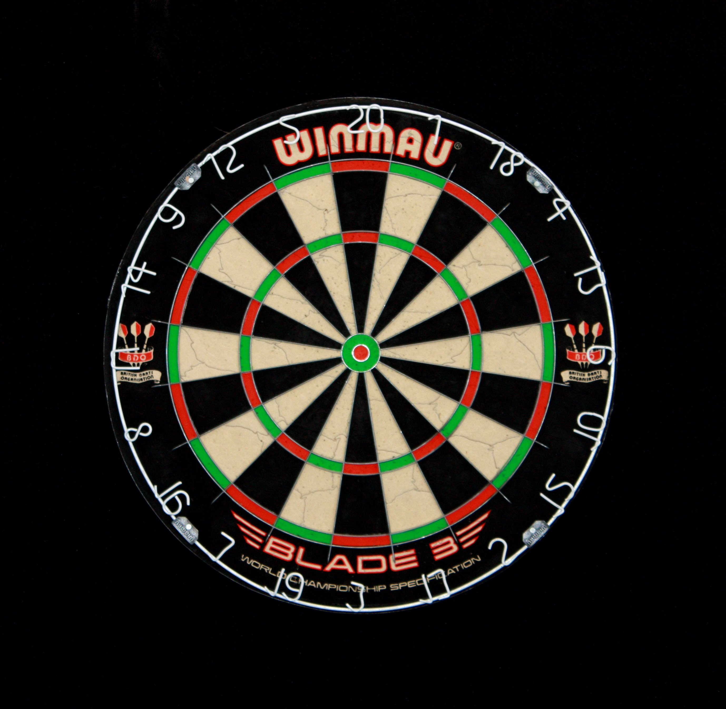 Dart board  Denver HQ