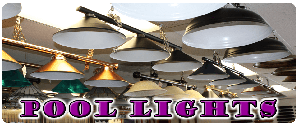 Pool Lights at Best Quality Billiards