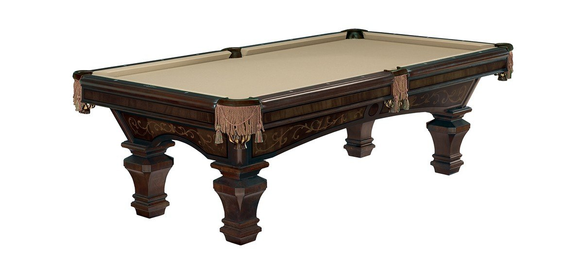 Ashbee Pool Tables By Brunswick Available In Denver At