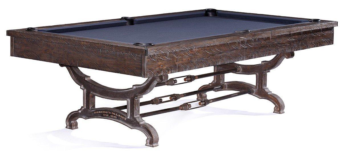 Birmingham Industrial Loft Style Look Pool Tables By