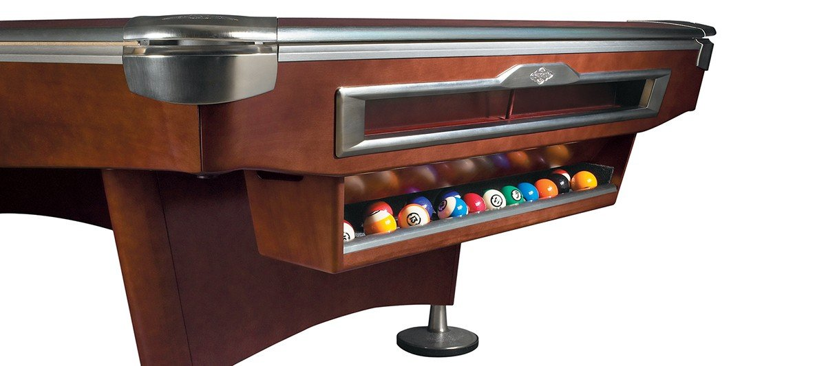 Gold Crown V - Pool Tables By Brunswick - Available in Denver at Best Quality Billiards