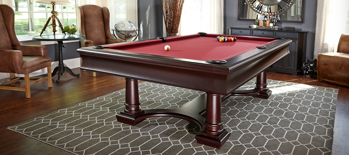 Lexington Pool Table By Brunswick