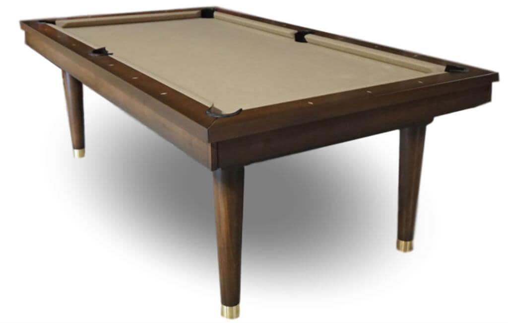 DeVille Retro Pool Table by A E Schmidt Available Via Best Quality Billiards