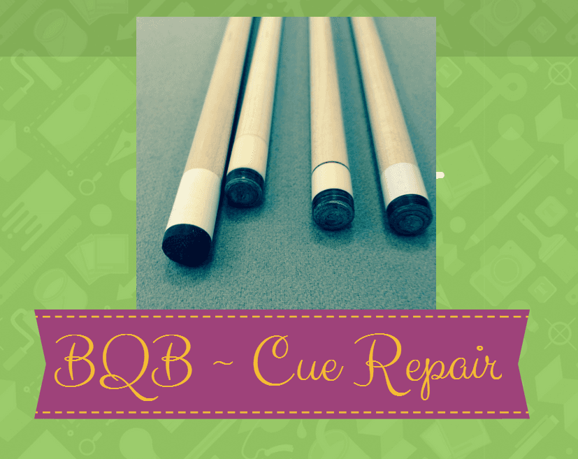 Pool Cue Sales and Repair at Best Quality Billiards