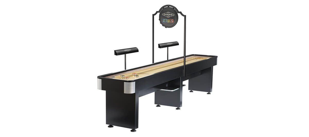 Brunswick Delray Shuffleboard Table at Best Quality Billiards
