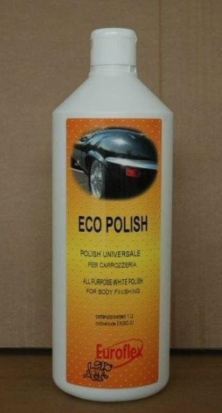 Eco polish abrasive pastes