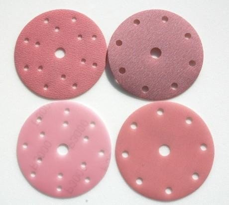 RFS film abrasive products