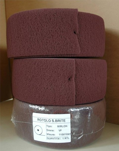 Fibre abrasive products