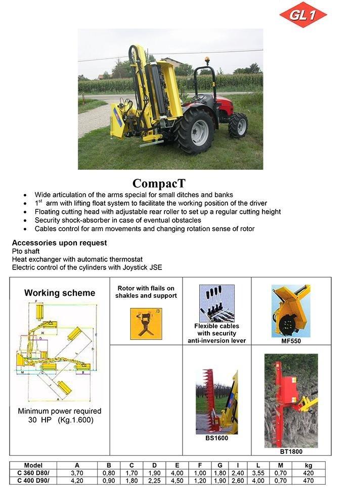 CompactT 360 - 400