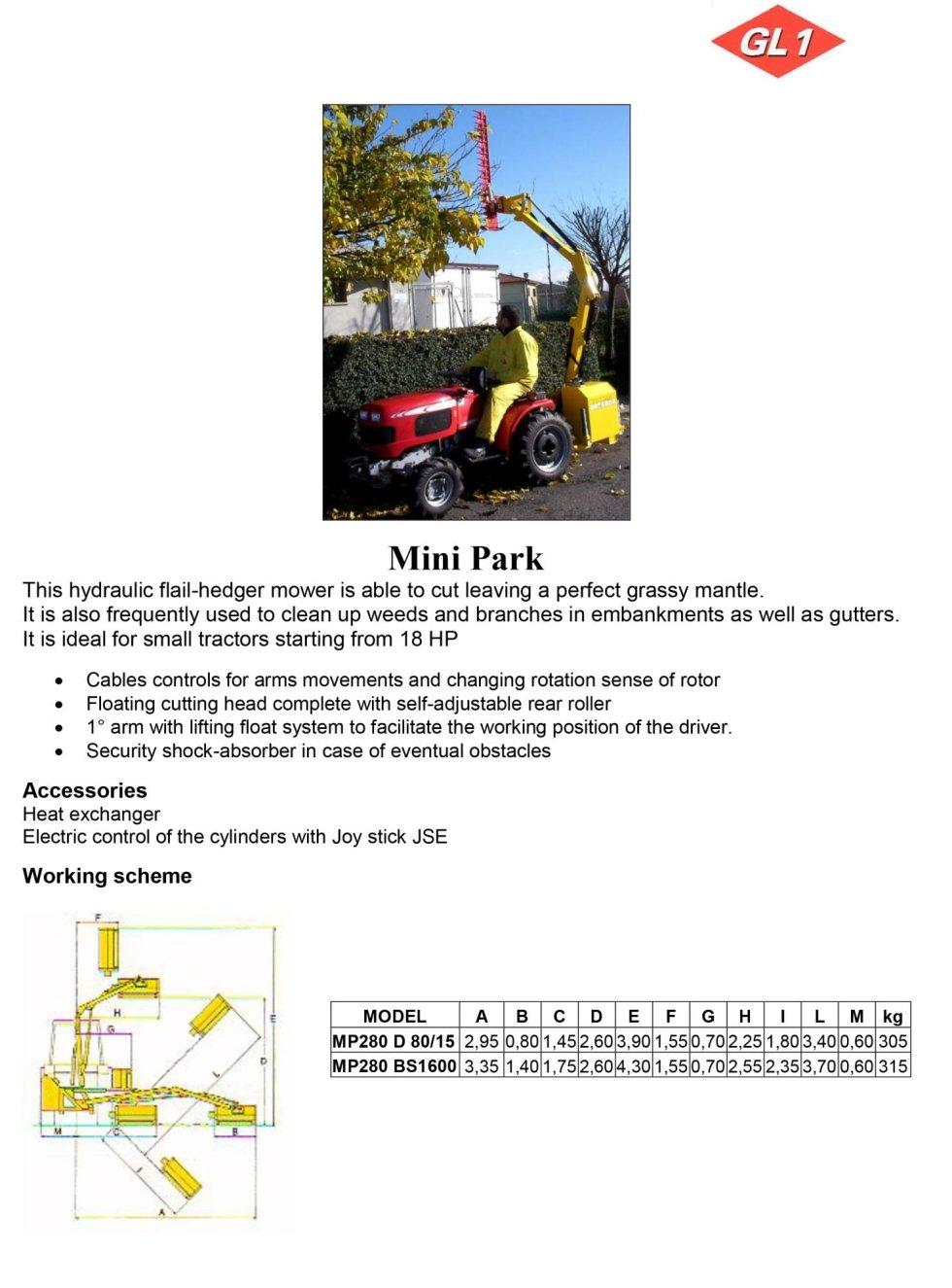 Mini Park 280
