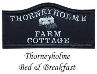 Thorneyholme Farm Cottage Bed & Breakfast logo