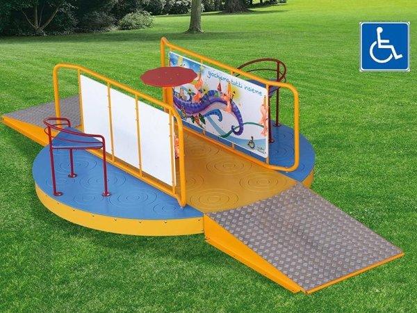 Giochi per bambini con disabilità