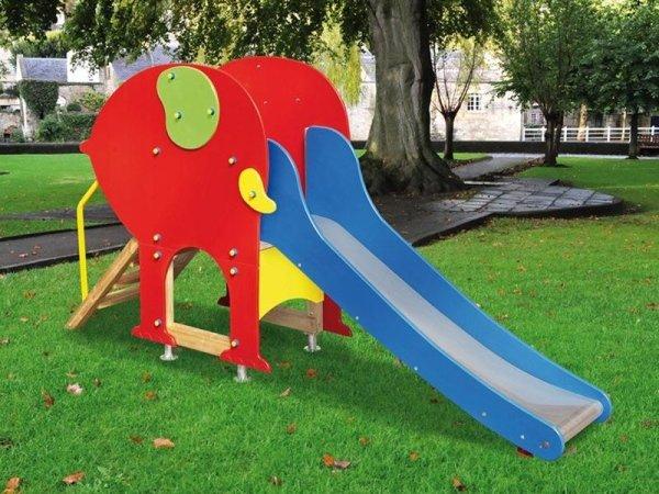Scivolo elefantino