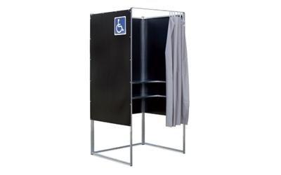 Cabina elettorale per disabili