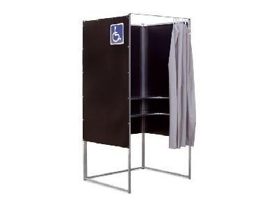 cabina elettorale Ef-Pi