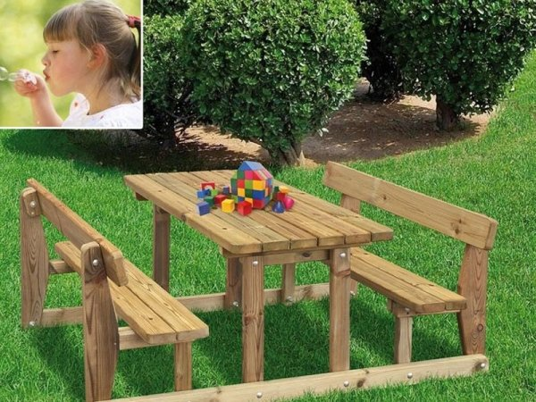 Tavolino Baby Adria