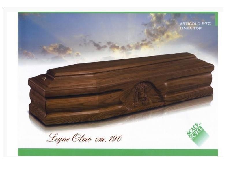 cassa legno olmo