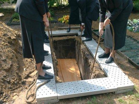 sepoltura salma inumazione