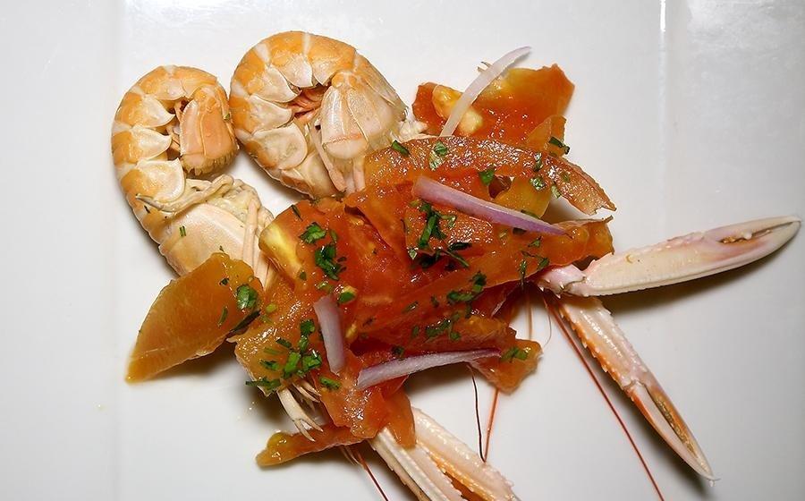 Gamberoni freschi