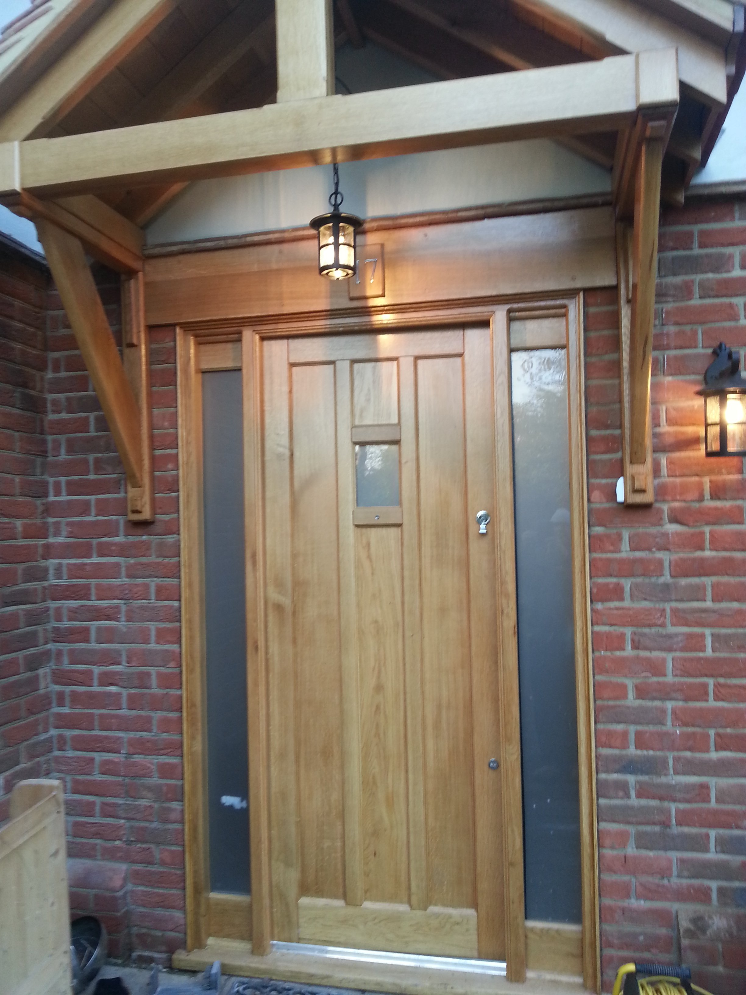 beautiful hardwood doors by the experts in romford