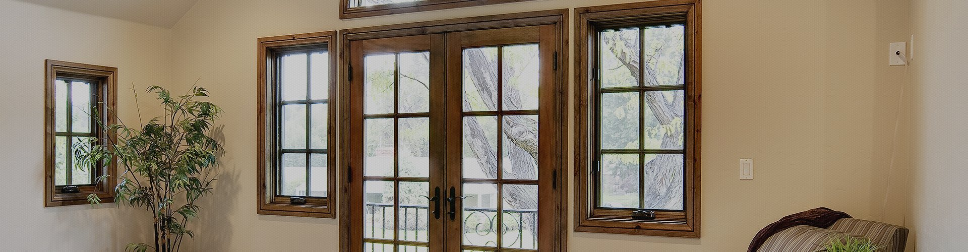 window wooden frame