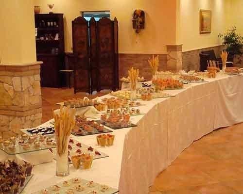buffet Corte degli Ulivi Pontinia