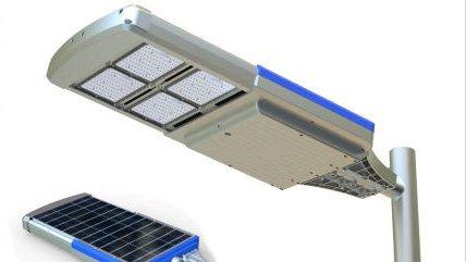 passive lighting all in one solar led light