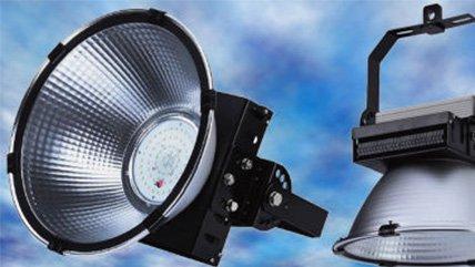 passive lighting high bay led lights