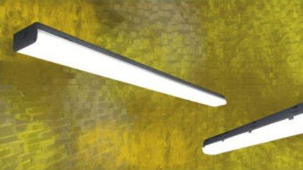 passive lighting led batten lights